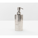 Shiny Nickel Redon Soap Pump.