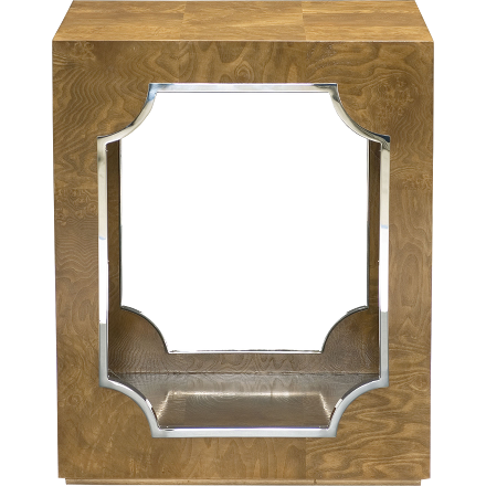Soho Luxe End Table