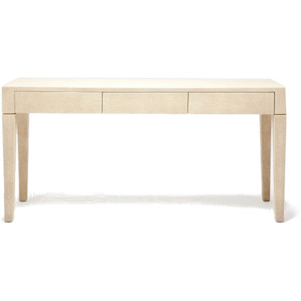 Sorin 3 Drawer Desk (other finishes available)