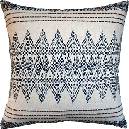 Stitchwork Pillow