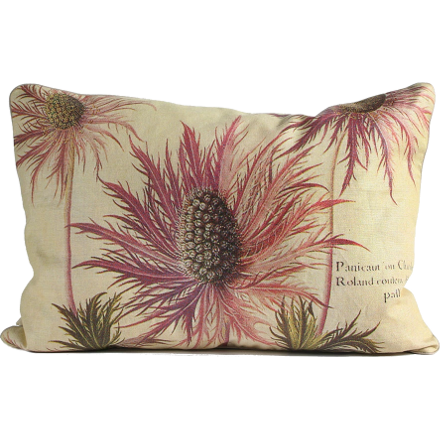 Thistle Pillow