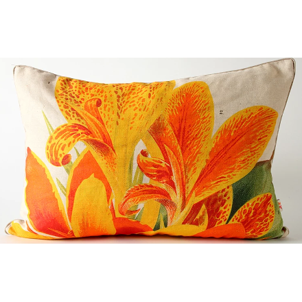 Tiger Lily Pillow