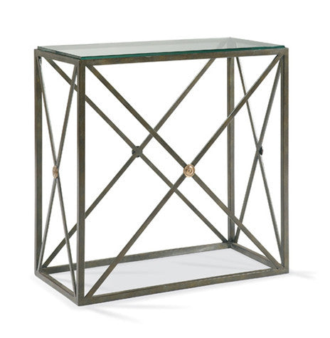 X Chairside Table