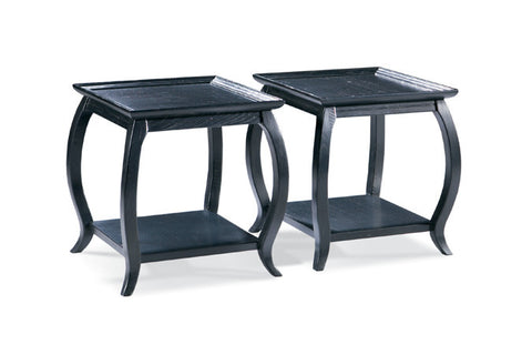 Far East Accent Tables