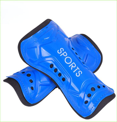 2TRIDENTS 1 Pair Soccer Shin Guards Pads for Adult Or Kids - Soccer Gear for Boys Girls - Protective Soccer Equipment
