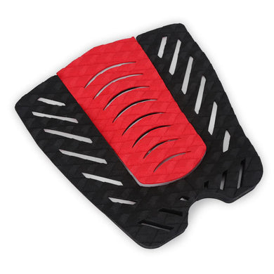 2TRIDENTS 1 Set EVA Anti-Slip Surfboard Traction Tail Pads - Great Outdoor Safety Water Sports Accessory