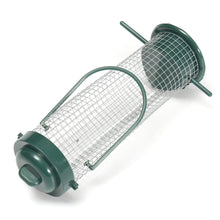 Load image into Gallery viewer, 2TRIDENS Wild Bird Feeder - Transparent Hanging Tube Feeder for Indoor Outdoor Garden Yard Tree Home Decor