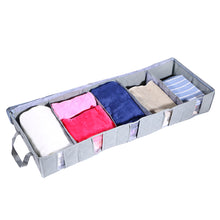 Load image into Gallery viewer, 2TRIDENTS Bins Storage Bags Sweater - Foldable Storage Bag Organizers, Great for Clothes, Blankets, Closets, Bedrooms, and More