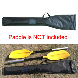 2TRIDENTS Dragon Boat Paddle Bag 51.97x9.65inches Waterproof Split for Outdoor Inflatable Boat
