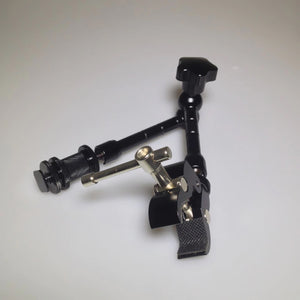 "2TRIDENTS Artculating Friction Magic Arm with 1/4"" Thread for Camera Accessories Essential Photographing Accessory"