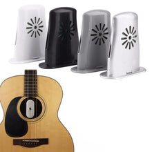 Load image into Gallery viewer, 2TRIDENTS Acoustic Guitar Humidifier - Releases Moisture Slowly and Evenly – Protects Instrument from Humidity Without Damaging The Finish (Black)
