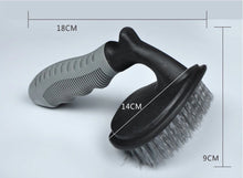 Load image into Gallery viewer, 2TRIDENTS Tire Brush Cleaning Tool for Car Motorbike Bicycle Tire - Cleaning Brush for Tire & Wheels
