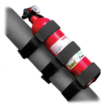 Load image into Gallery viewer, 2TRIDENTS Fire Extinguisher Holder Safety Emergency Accessory for Jeeps - Extinguisher Holder for Vehicle In Emergency