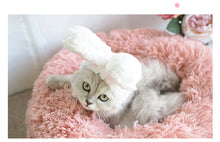 Load image into Gallery viewer, 2TRIDENTS Cat Bunny Costume Headwear Party Costume for Pet Ideal Party Outfit for Pets
