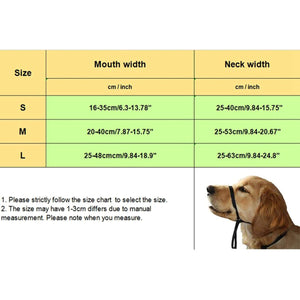2TRIDENTS Dog Head Collars for Dogs Gentle Control - No-Pull Painless Training Collars with Leash