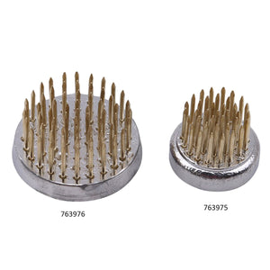 2TRIDENTS Flower Frog Pin Holder - Art Fixed Tools Flower Arrangement Insert Base (1)