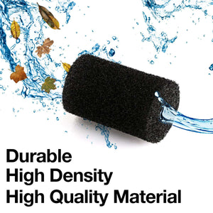 2TRIDENTS 12 Pcs Sweep Hose Scrubber Swimming Pool Cleaner Equipment - Sweep Hose Tail Scrubbers for Swimming Pool