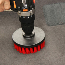 Load image into Gallery viewer, 2TRIDENTS Power Scrubbing Drill Brush Attachment Kitchen Cleaning Tool