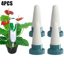 Load image into Gallery viewer, 2TRIDENTS 4 Pcs Plant Watering Stake - for Containers, Bushes, Shrubs, Watering Spike, Planter Waterer - Indoor & Outdoor Plant