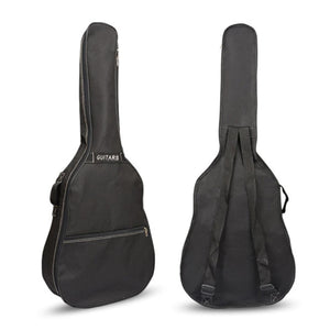 2TRIDENTS 40/41 Inch Guitar Bag Carry Backpack Suitable for Travel, Performance, And Training