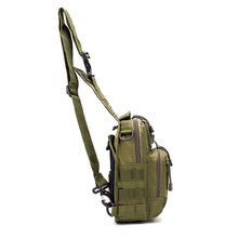 Load image into Gallery viewer, 2TRIDENTS 600D Oxford Fabric Military Shoulder Bag - Suitable for Trekking, Hiking, Climbing, Camping, Running and Other Outdoor Activities (1)