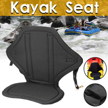 Load image into Gallery viewer, 2TRIDENTS Kayak Backrest Seat Soft & Antiskid with Padded Base Comfortable Universal Fit Kayak Backrest Seat