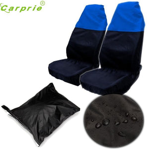 2TRIDENTS Covers Protector Seat Car Front Seats 1 Pair Heavy Duty Universal Waterproof Dropshipping Aug22