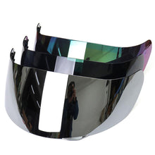 Load image into Gallery viewer, 2TRIDENTS Replacement Lens Helmet Visor Detachable Touring Motorcycle Helmet Protect Accessories (Dark Brown)