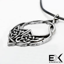 Load image into Gallery viewer, ENXICO Celtic Knot Charm Pendant Necklace for Men Women ? Irish Celtic Jewelry (Copper)