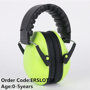 2TRIDENTS Sound-Proof Earmuffs Noise Reducing Ear Protection Headwear for Outdoor Activities Shooting Hunting (Blue)