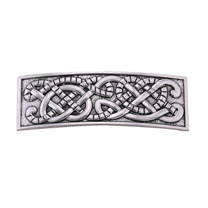GUNGNEER Celtic Irish Knot Trinity Infinity Hair Pin Stainless Steel Jewelry Accessories Outfit