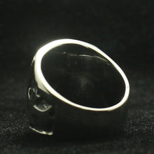 Load image into Gallery viewer, GUNGNEER The Archangel St Michael Ring Biker Accessory Stainless Steel Jewelry For Men