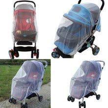 Load image into Gallery viewer, 2TRIDENTS Baby Mosquito Net for Strollers, Carriers, Car Seats, Cradles - Ultra Fine Mesh Protection Against Mosquitos, No-See-Ums, and Wasps