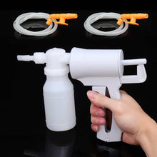 Load image into Gallery viewer, 2TRIDENTS Portable & Manual Suction Pump Handheld Suction Device White Handheld Suction Easily Pumping