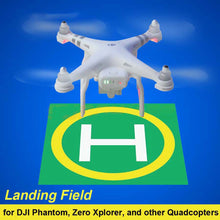 Load image into Gallery viewer, 2TRIDENTS Waterproof Drone Launch Pad Foldable Landing Pad Accessory for Quadcopter