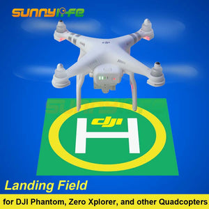 2TRIDENTS Waterproof Drone Launch Pad Foldable Landing Pad Accessory for Quadcopter