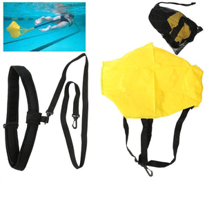 2TRIDENTS Swim Training Resistance Belt - Suitable for All Adults and Children Who Want Strength Training