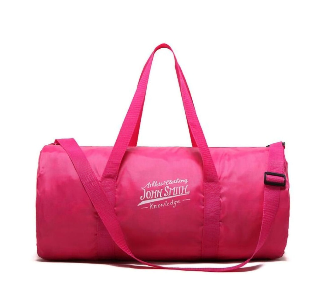 2TRIDENTS Special Hot Outdoor Ultralight Foldable Men Women Gym Bags Waterproof Nylon Sports Travel Hiking Yoga Duffel Bags (Pink)