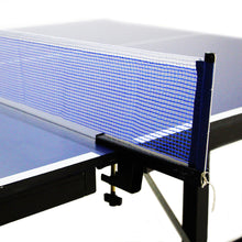 Load image into Gallery viewer, 2TRIDENTS Table Tennis Net and Post Set - Suitable for Both Indoor and Outdoor Use - Ideal for Table Tennis Lovers