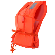 Load image into Gallery viewer, 2TRIDENTS Child Life Vest New & Improved Guard Approved Personal Flotation Device Swimming Safety (Adult Orange)