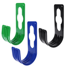 Load image into Gallery viewer, 2TRIDENTS Water Pipe Holder Hanger - Wall Mount Storage Holders Racks - Home Outdoor Tools