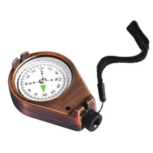 Load image into Gallery viewer, 2TRIDENTS Classic Compass, Greater Accuracy Waterproof Compass, Durable and Lightweight Compass - an Awesome Compass for Wilderness Adventure Traveling.