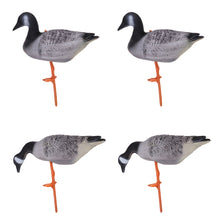 Load image into Gallery viewer, 2TRIDENTS Set of 4 Portable Full Body Goose Hunting Decoy - Suitable for Hunting, Gaming, Garden/Backyard Decoration/Ornament and More