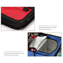 Load image into Gallery viewer, 2TRIDENTS Black Large Capacity Car Trunk Organizer - Perfect for SUV, Auto, Vehicle, Family Vans, Travel and Camp