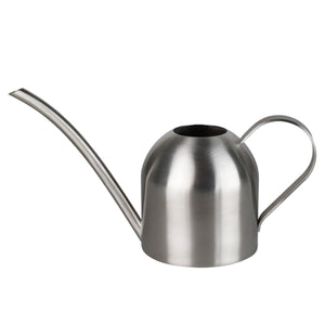 2TRIDENTS Stainless Steel Watering Pot with Long Mouth Perfect for Plant Flower Watering Home Office Decor