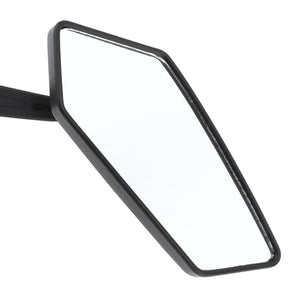 2TRIDENTS Bar End Side Motorcycle Rearview Mirrors - Give A Clear Vision On Both Day and Night - Decorate Your Motorcycle
