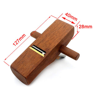 2TRIDENTS Woodworking Hand Planer With 5-Inch Handle For Edge Trimming & Corner Shaping Of Wood, Bamboo, Plastic, Acrylic