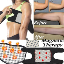 Load image into Gallery viewer, 2TRIDENTS Magnetic Therapy Self-Heating Elbow Brace - Pain Relief, Self-Heating Slimming, Loss Weight Belt