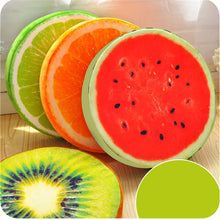 Load image into Gallery viewer, 2TRIDENTS 3D Fruit Chair Back Cushion for Living Room, Bedroom, Home Office, Dining Room, Sofa and More - Home Decor Pillows (01)