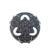 Load image into Gallery viewer, GUNGNEER Celtic Irish Knot Hair Pin Brooch Rune Tree of Life Pendant Necklace Jewelry Set